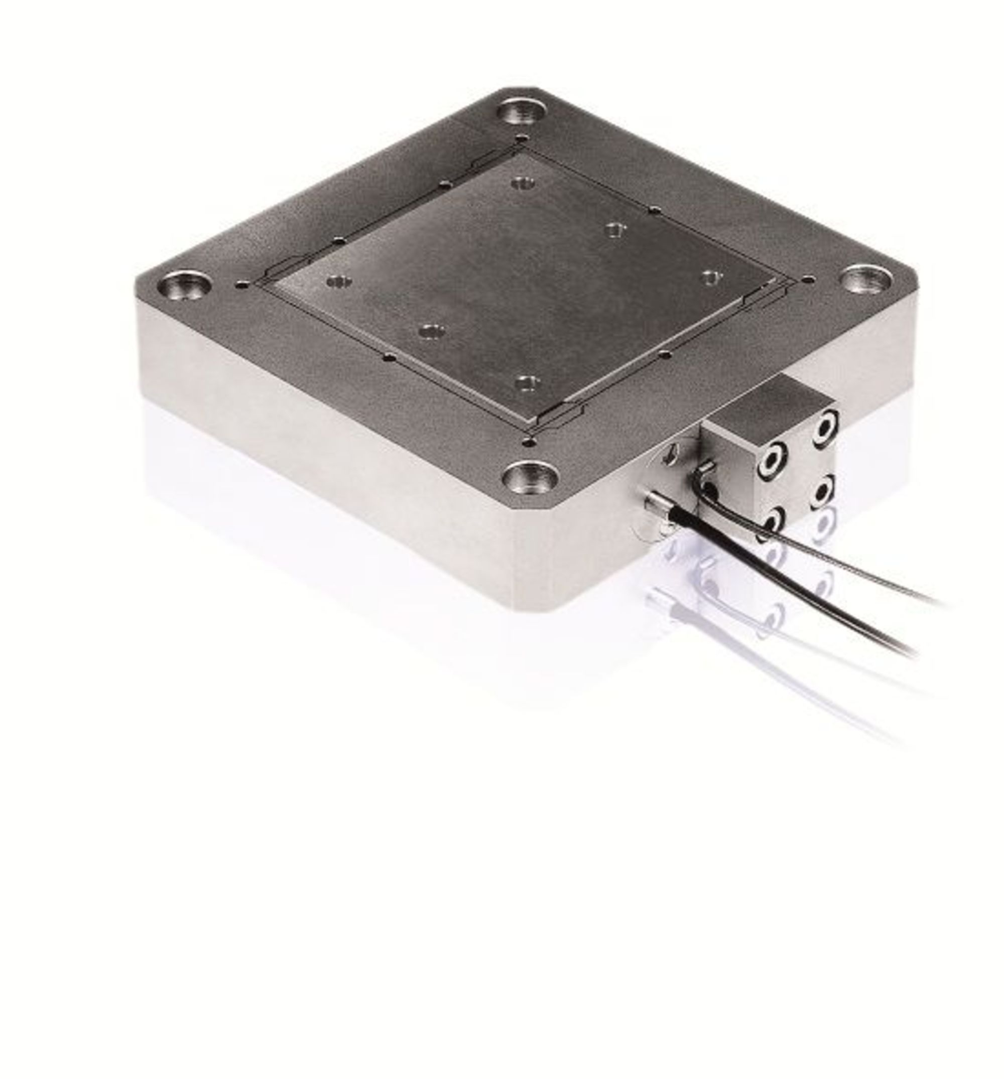 P 750 Piezo Nanopositioning System 200700 on closed loop frequency response